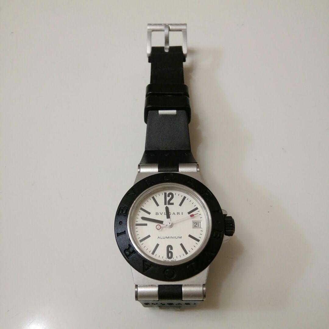 info for f8390 928a6 腕時計 ブルガリアルミニウムAL29TA(¥30,000) - メルカリ スマホでかんたん フリマアプリ