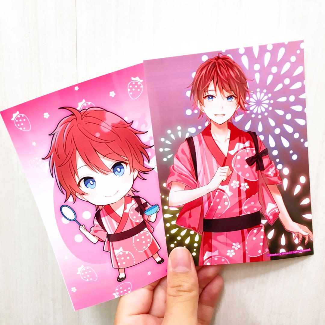 すとぷり さとみ ブロマイド L セット strawberry prince(¥620) , メルカリ スマホでかんたん フリマアプリ