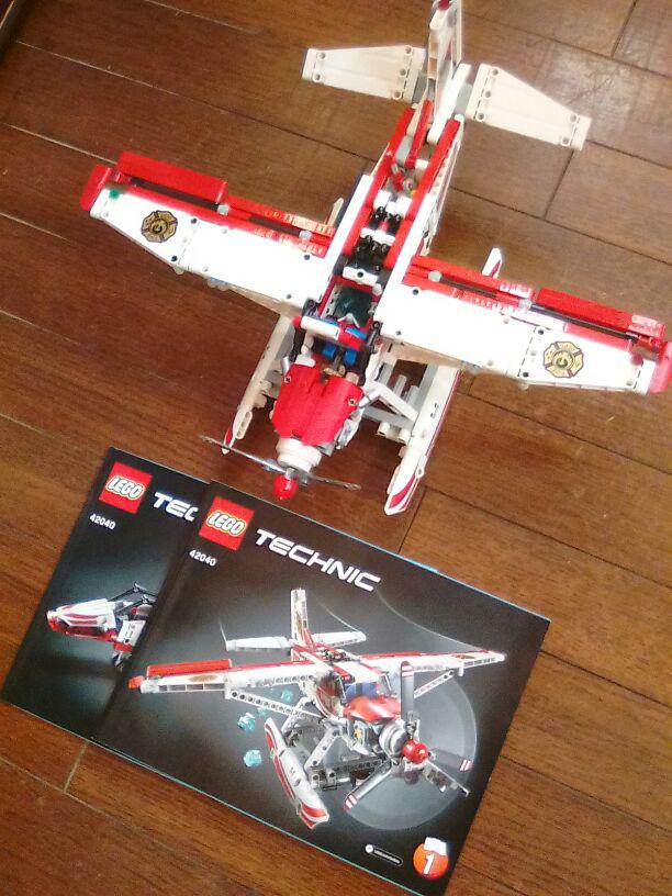 レゴ テクニック 飛行機(¥5,000) , メルカリ スマホでかんたん フリマアプリ