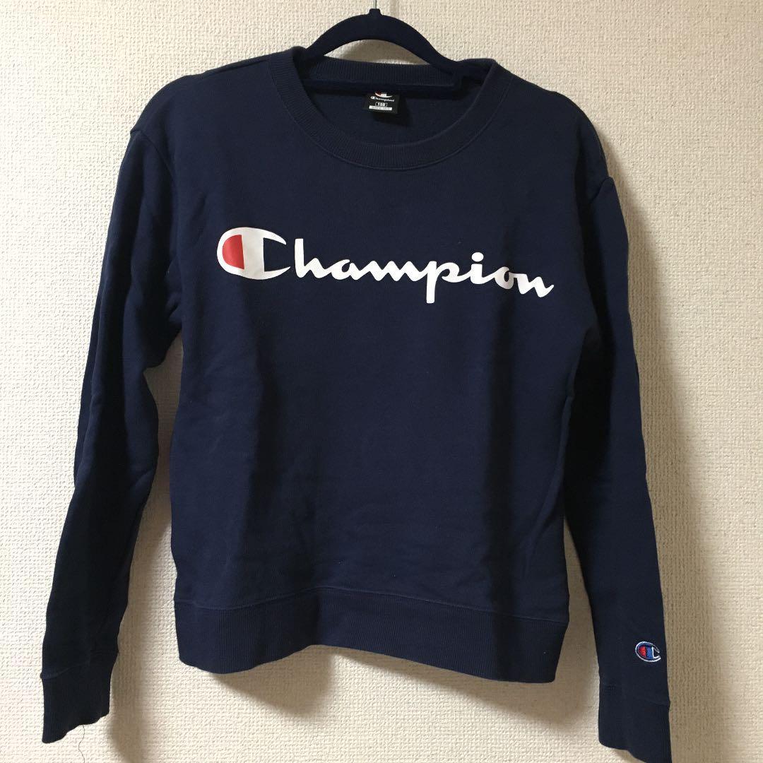 73c8e71fbfd378 メルカリ - チャンピオン スウェットトレーナー 150センチ 【トレーナー ...