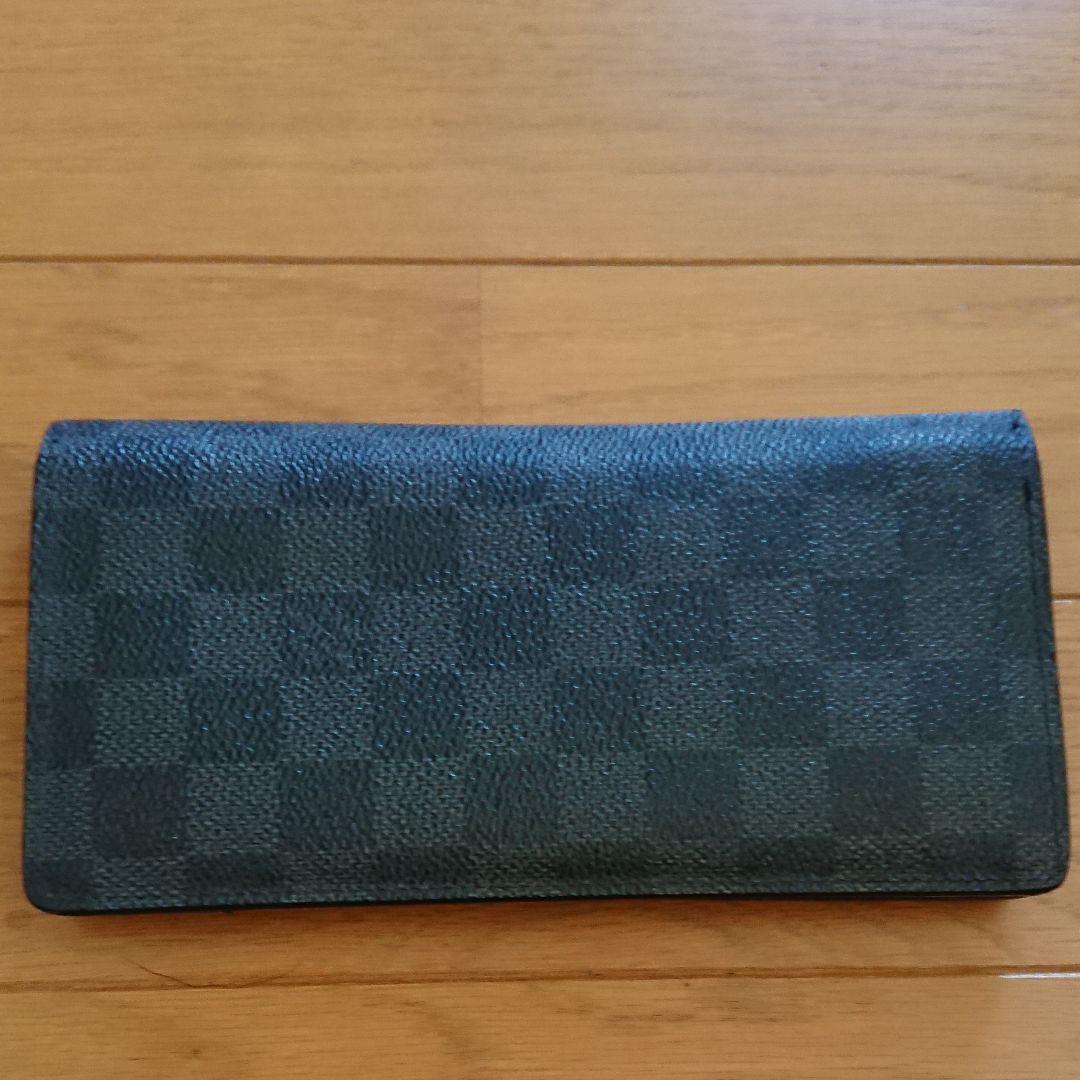 super popular 45068 7b429 ルイヴィトン 長財布 ダミエ(¥ 13,000) - メルカリ スマホでかんたん フリマアプリ