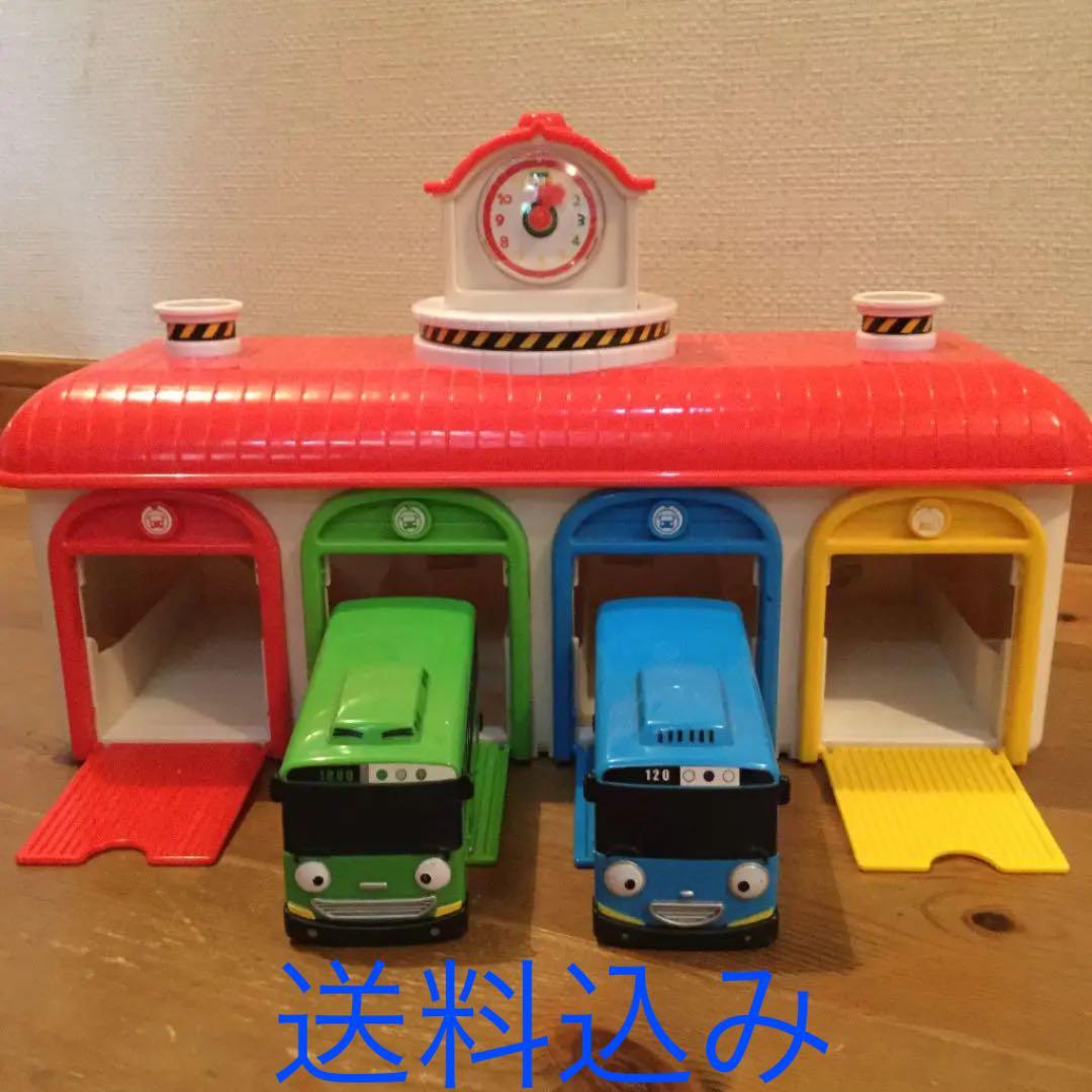 ちびっこ バス タヨ