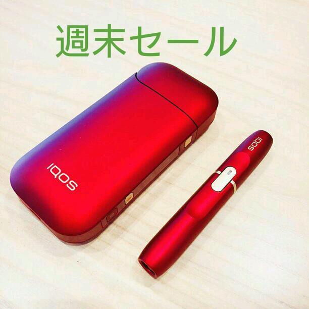 【お値下げ/限定】IQOS 2.4plus レッド アイコス 赤 red 韓国(¥17,800) , メルカリ スマホでかんたん フリマアプリ