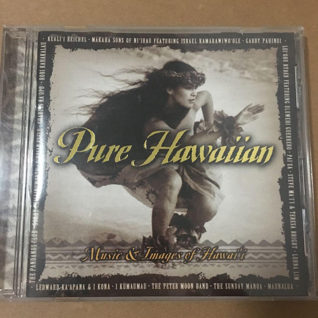 メルカリ - Pure Hawaiian 【洋楽】 (¥900) 中古や未使用のフリマ