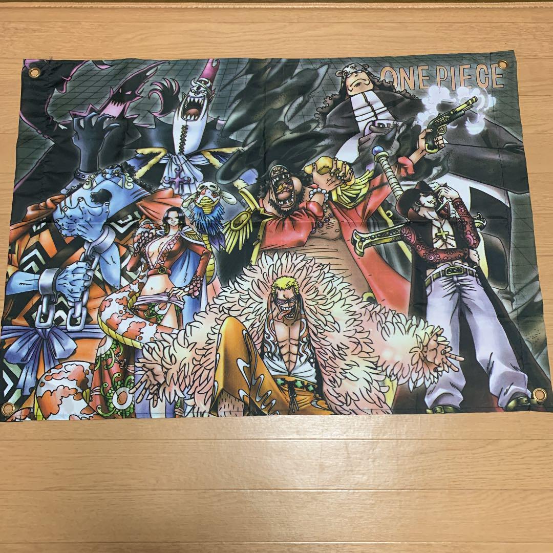 メルカリ ワンピース 王下七武海 壁紙 キャラクターグッズ
