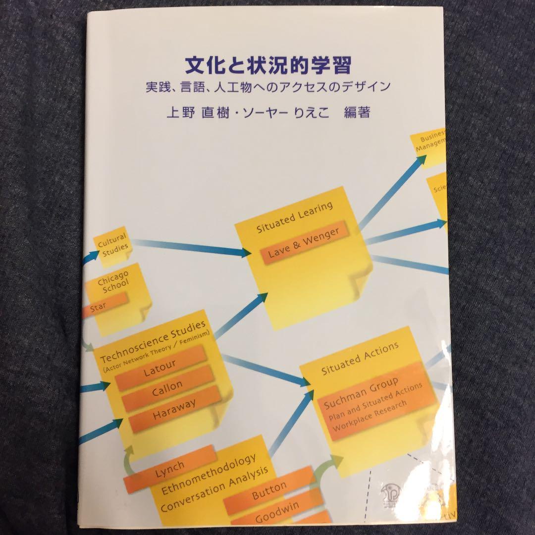 メルカリ - 文化と状況的学習 実践 言語 人工物へのアクセスのデザイン ...