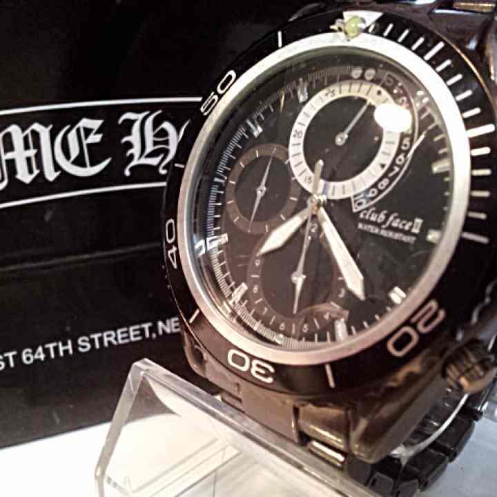 finest selection f22e3 aace7 新品正規品クラブフェイス腕時計キムタクOMEGAスピードマスターロレックス(¥2,900) - メルカリ スマホでかんたん フリマアプリ