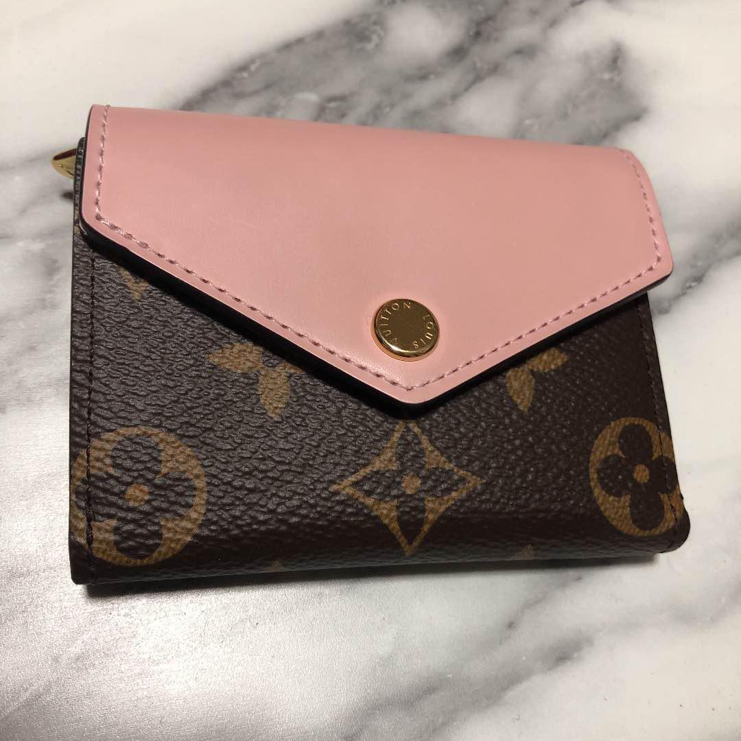 on sale 1d793 11edd ルイヴィトン 折りたたみ財布(¥48,000) - メルカリ スマホでかんたん フリマアプリ