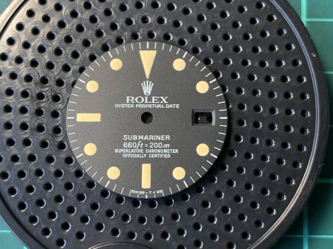 half off 336d0 6c428 rolex ロレックス 1680 白 サブマリーナ 文字盤 ダイヤル 1570(¥36,800) - メルカリ スマホでかんたん フリマアプリ