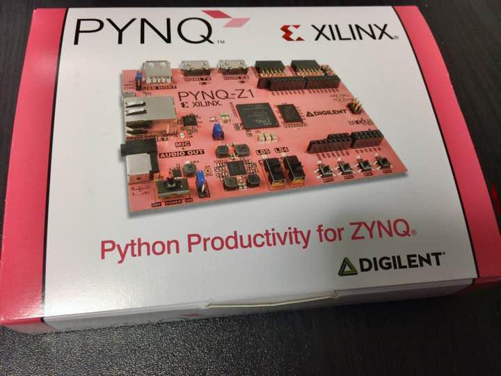 FPGAボードPYNQ-Z1