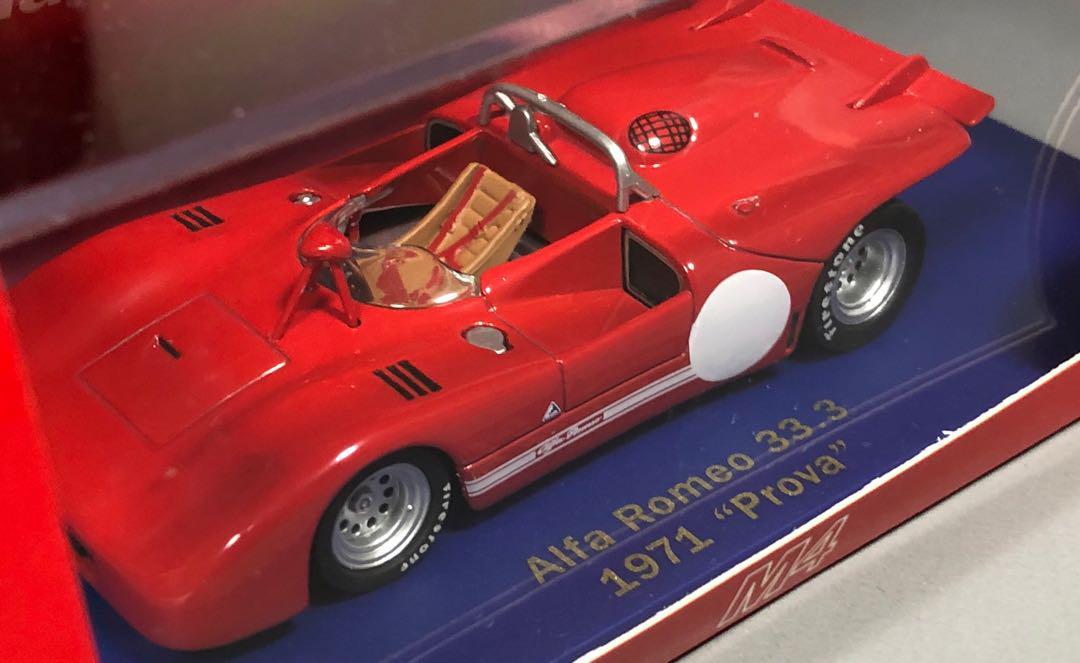 Comme neuf M4 1 43 Alfa Romeo MINICAR