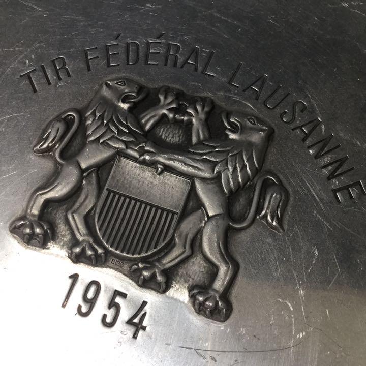 メルカリ - 激レア 1954 FIFA ワールドカップ開催記念プレート SIGG ...