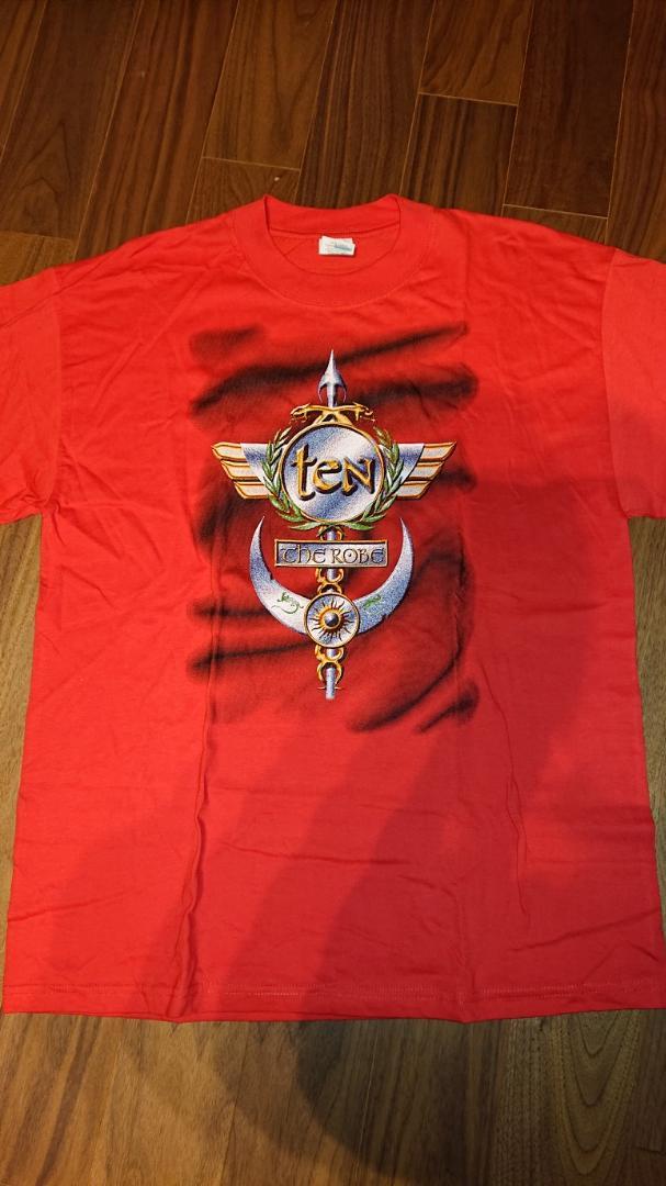 "áルカリ Ten The Robe Tour T Shirt ßュージシャン 850 ĸå¤ã'""未使用のフリマ"