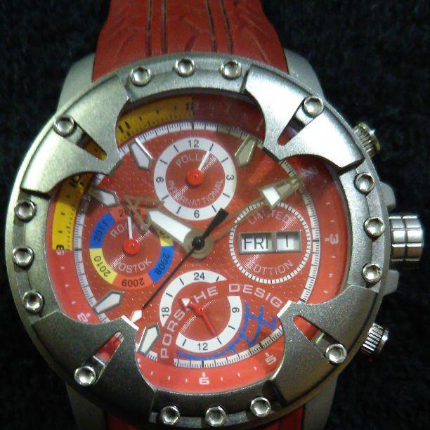 innovative design e29cb 6702d ポルシェデザイン腕時計 30Mダイバー(¥35,000) - メルカリ スマホでかんたん フリマアプリ