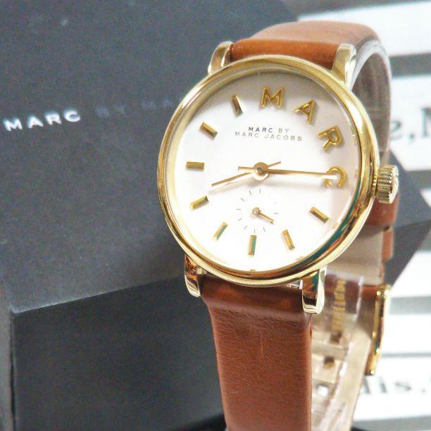 new concept 14159 4c83f マークジェイコブスの腕時計★FOSSIL、クロエ、セリーヌ、COACH好きな方❤(¥8,500) - メルカリ スマホでかんたん フリマアプリ