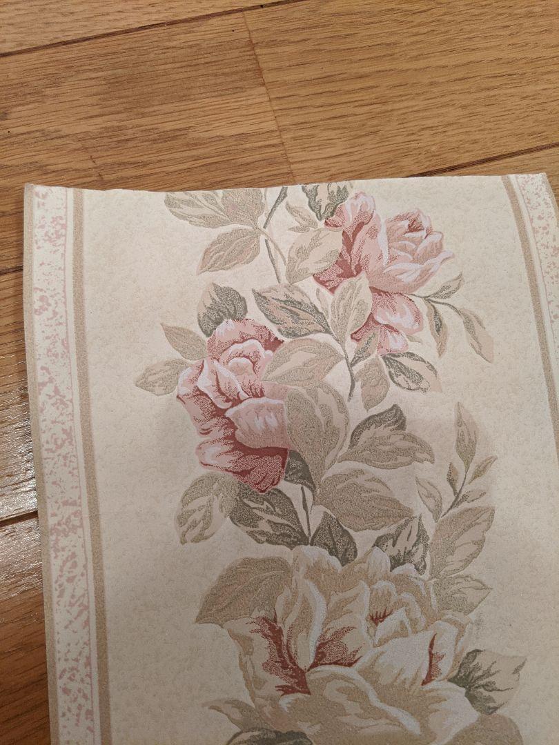 メルカリ 壁紙 クロス 花柄 生地 糸 580 中古や未使用のフリマ