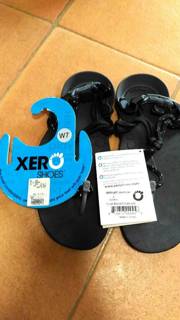7bcd96d43424f メルカリ - 新品 Xero Shoes ゼロシューズ アウトドア サンダル 【ザ ...
