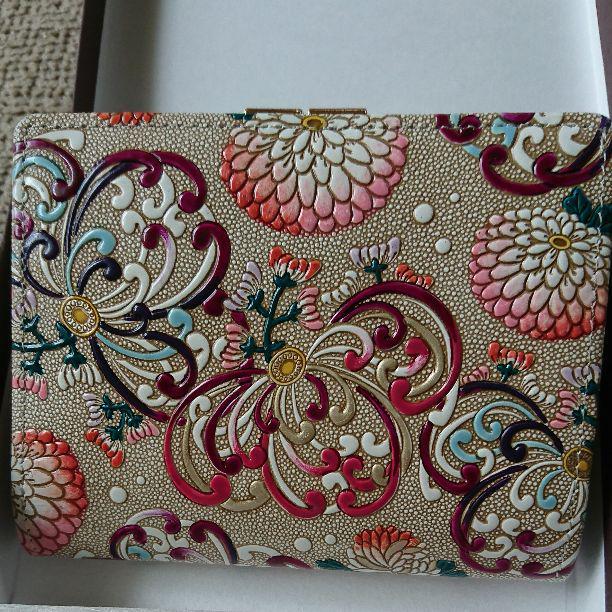 finest selection b043c caea1 ☆文庫屋大関☆二つ折り財布(¥6,000) - メルカリ スマホでかんたん フリマアプリ