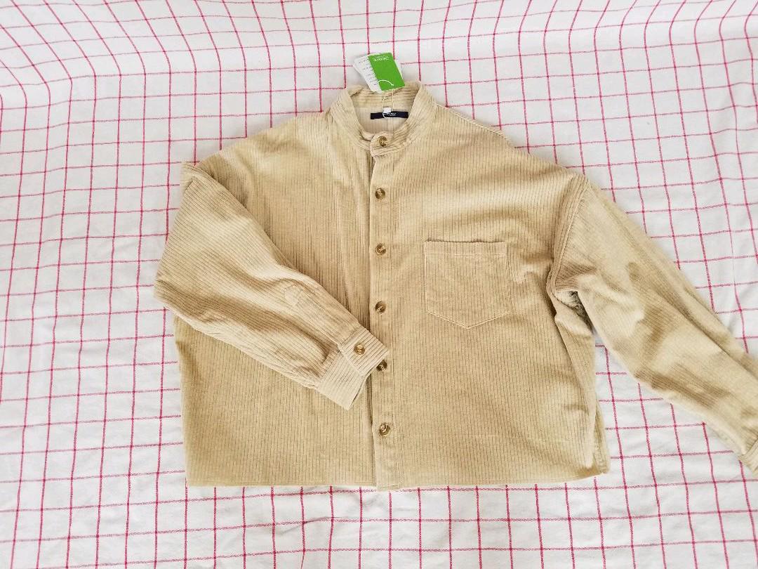 a52a09f29c5dd メルカリ - 新品未使用 Ciaopanic チャオパニック コーデュロイシャツ ...