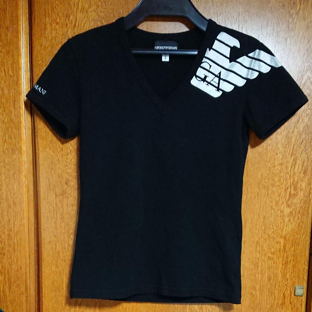 premium selection 6515d 456ec 専用 エンポリオアルマーニ レディース Tシャツ(¥4,000) - メルカリ スマホでかんたん フリマアプリ