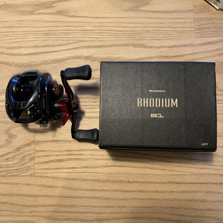 値下げ!Megabass RHODIUM 81 メガバス ロジウム 81 ダイワ(¥20,700) - メルカリ スマホでかんたん フリマアプリ