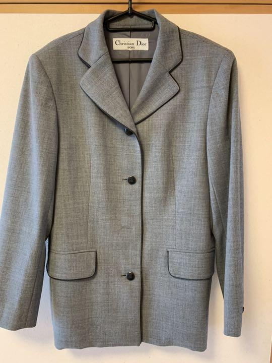 online retailer 5975a df092 クリスチャンディオールのジャケット(レディース)(¥6,500) - メルカリ スマホでかんたん フリマアプリ