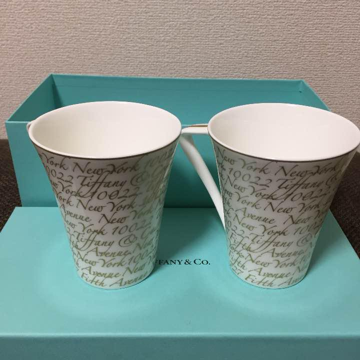 wholesale dealer 80d28 52855 ティファニーペアマグカップ、ディズニーグラス 【新品】 ぬいぐるみオマケ付き(¥3,000) - メルカリ スマホでかんたん フリマアプリ