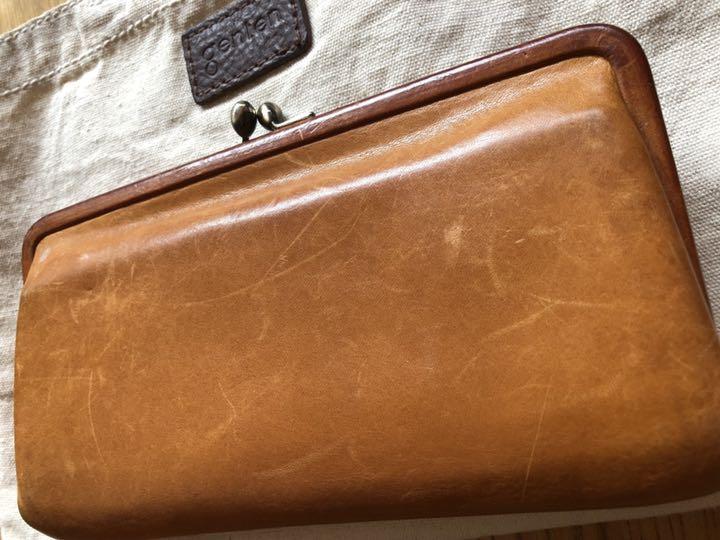 55896de53a16 メルカリ - genten ゲンテン Gソフト 口金長財布 【ゲンテン】 (¥10,000 ...