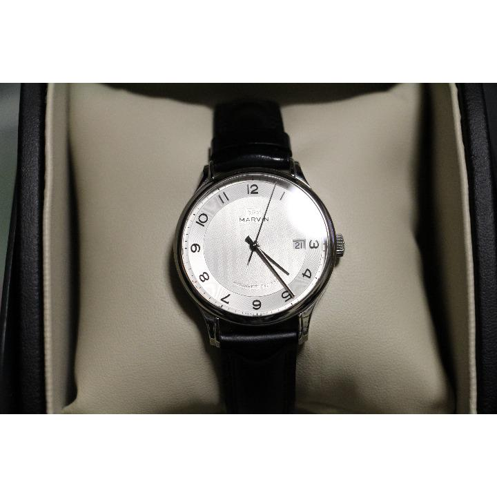 9e67be81ab メルカリ - ピカソ 《美品》MARVIN マーヴィン メンズ 腕時計 【腕時計 ...