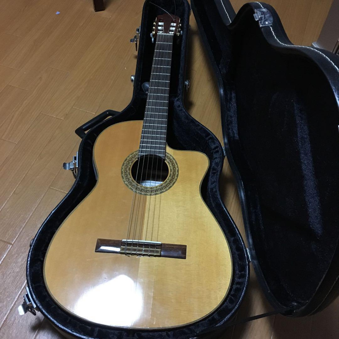 Guitars & Basses Jose Antonio 8c Ce