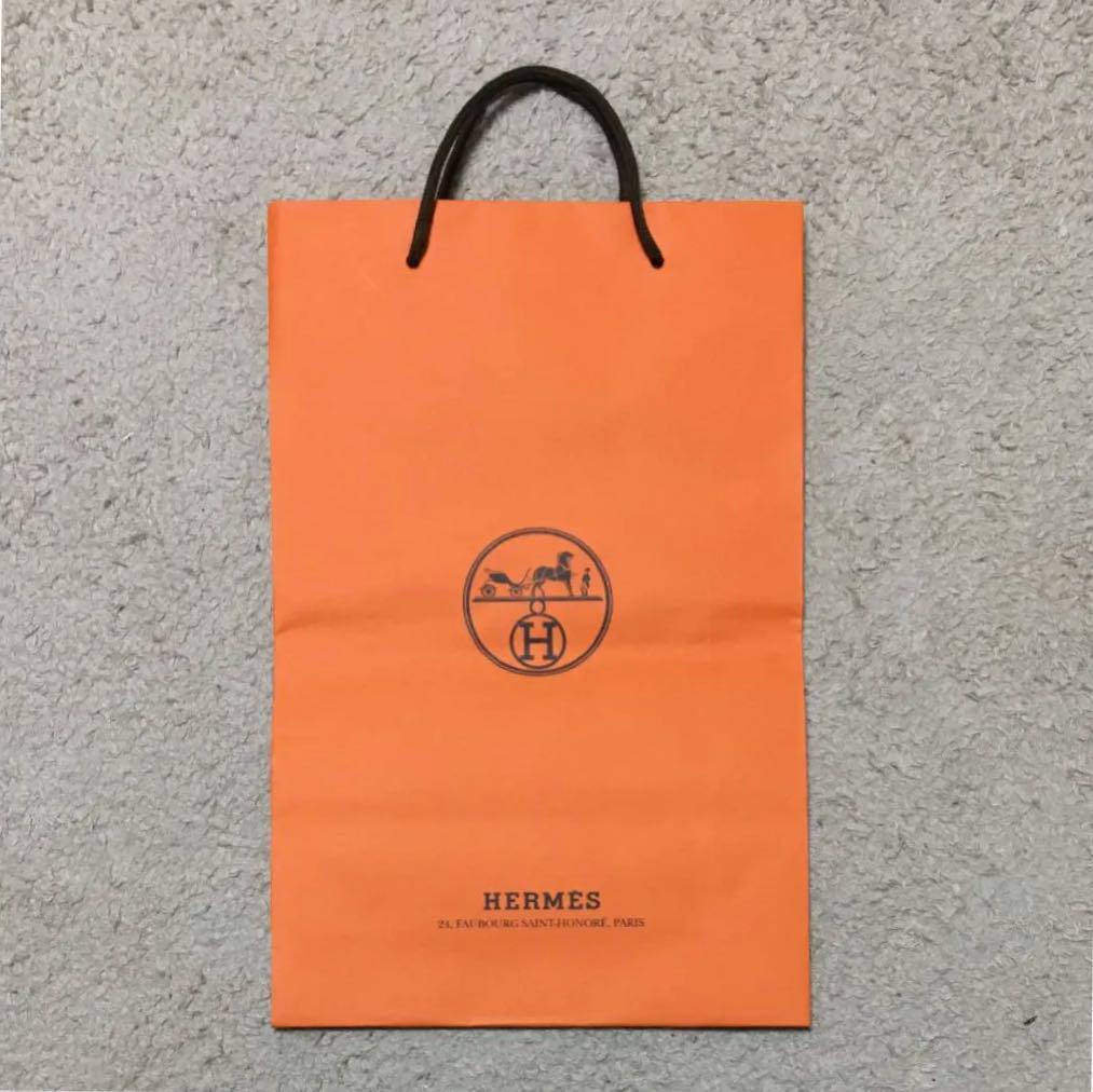 2d8ed31ea7a8 メルカリ - HERMES エルメス 紙袋 ショップ袋 【エルメス】 (¥350) 中古 ...