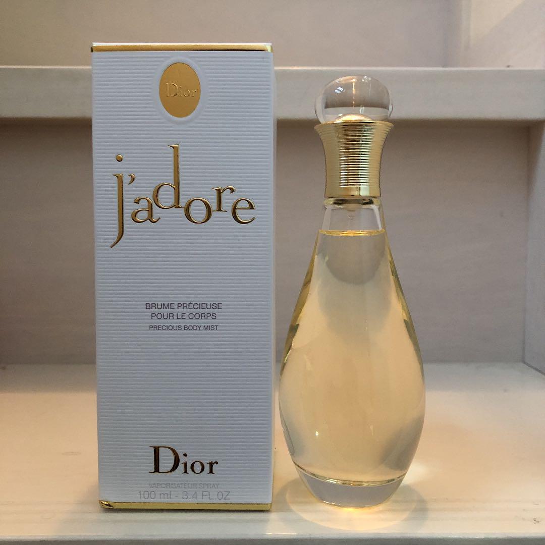 best website 139b9 73d7a Dior ジャドール ☆ボディミスト☆100ml週末お値下げ(¥3,600) - メルカリ スマホでかんたん フリマアプリ