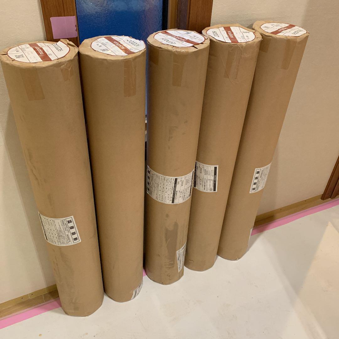 メルカリ 壁紙 クロス 3本 インテリア 住まい 小物 18 000 中古や未使用のフリマ