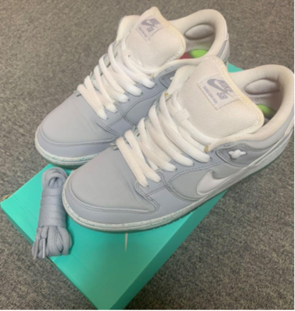 NIKE SB dunk low marty mcfly air mag