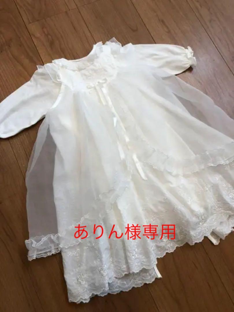 1d9992feb173c メルカリ - セレモニードレス ベビードレス50〜70 キムラタン ...
