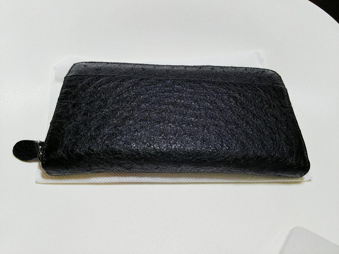 51073fad6866 メルカリ - アディセレクションのオーストリッチ長財布 (¥7,900) 中古や ...