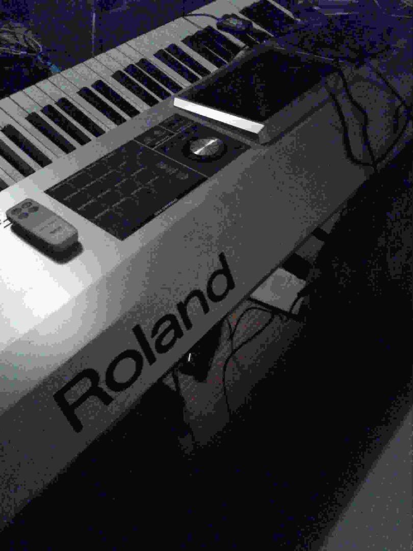 competitive price 520ba 88d34 【中古】Roland Fantom- G8