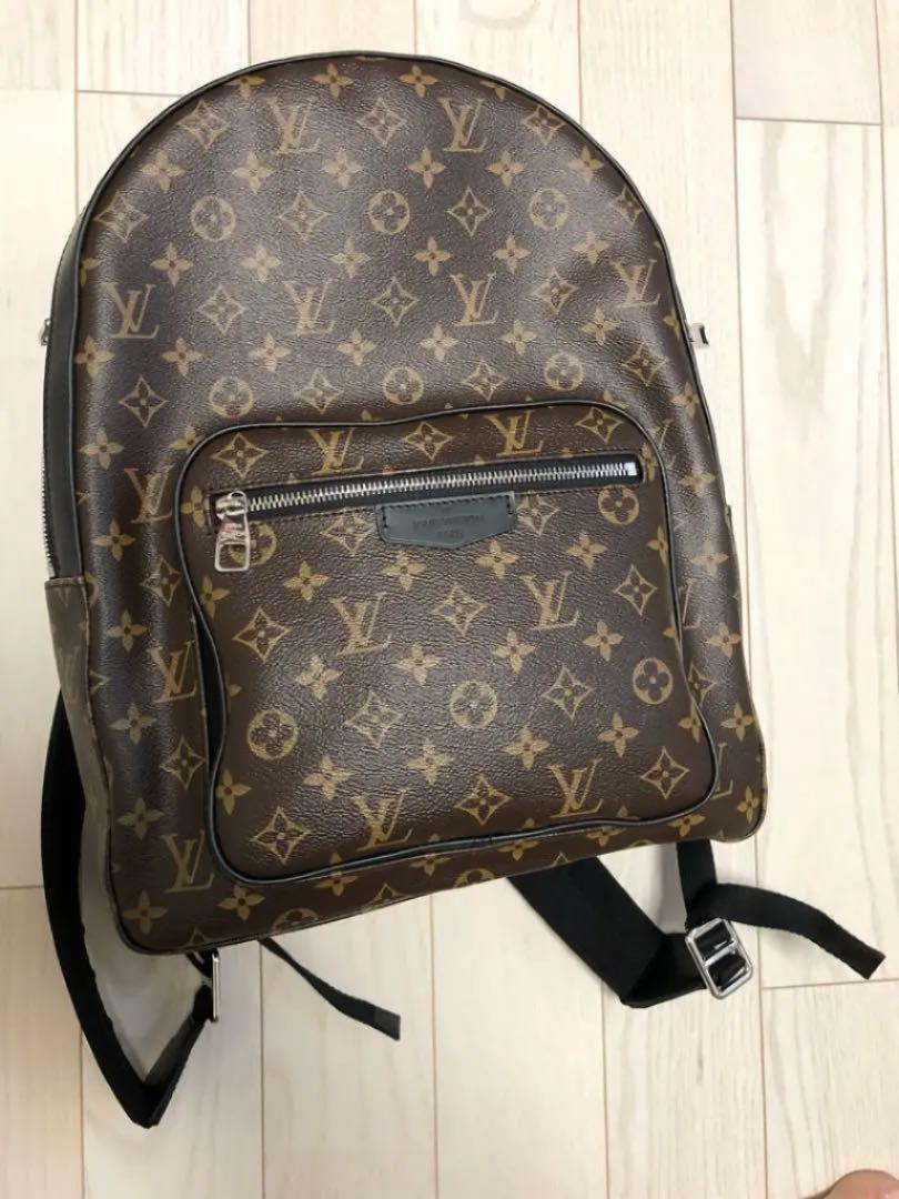 best service 4a3e5 4ba7e ルイヴィトン【ジョッシュ】LOUIS VUITTON バックパック(¥249,800) - メルカリ スマホでかんたん フリマアプリ