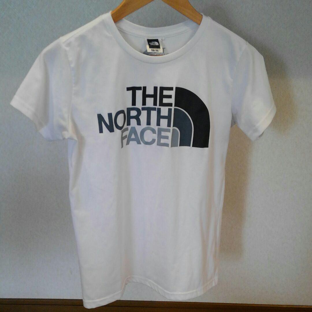 ノースフェイス Tシャツ レディース(L )(¥1,900) , メルカリ スマホでかんたん フリマアプリ