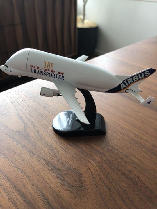メルカリ - エアバス A300-600ST ベルーガ 飛行機模型 1/400 ダイ ...