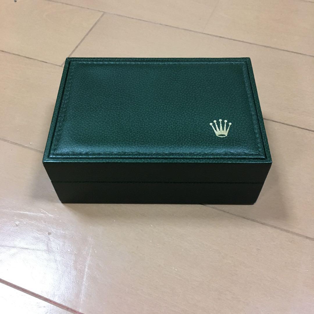 new style e69bc e6a3f ロレックス 箱 グリーン(¥3,000) - メルカリ スマホでかんたん フリマアプリ