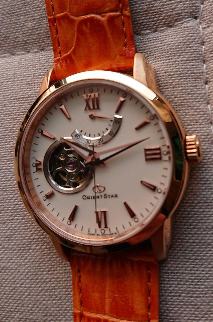 best cheap 28b69 83a3b メルカリ - ↓↓オリエントスター セミスケルトン ORIENTSTAR WZ0211DA 【腕時計(アナログ)】 (¥23,000)  中古や未使用のフリマ