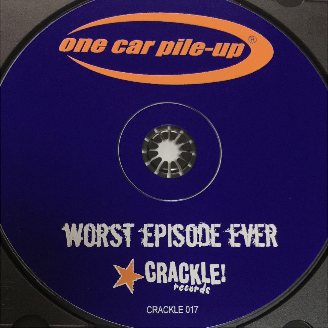 one car pile-up worst episode ever(¥ 1,111) - メルカリ スマホでかんたん フリマアプリ