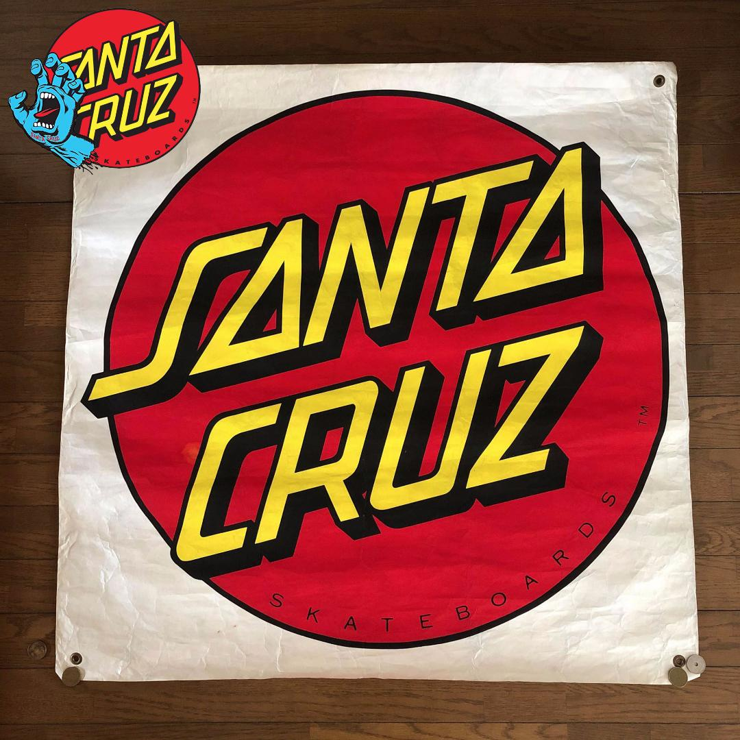 メルカリ ビンテージ Santa Cruz サンタクルーズポスター タペストリー年代物 インテリア小物 29 800 中古や未使用のフリマ