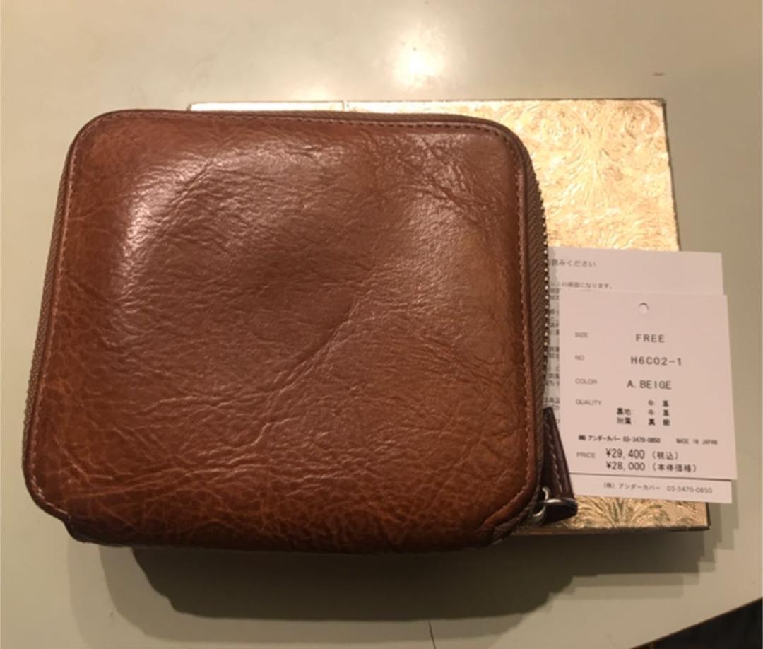 timeless design 5a888 7d448 専用 アンダーカバー 財布 箱付き(¥4,999) - メルカリ スマホでかんたん フリマアプリ