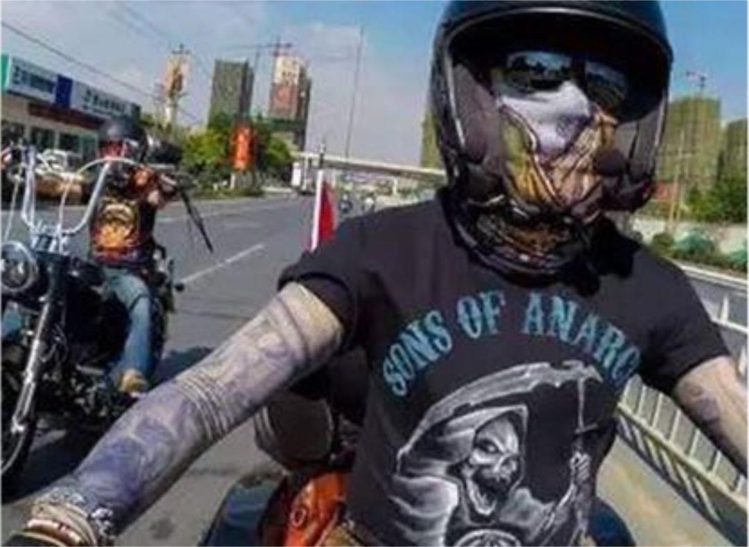 マスク ロード バイク