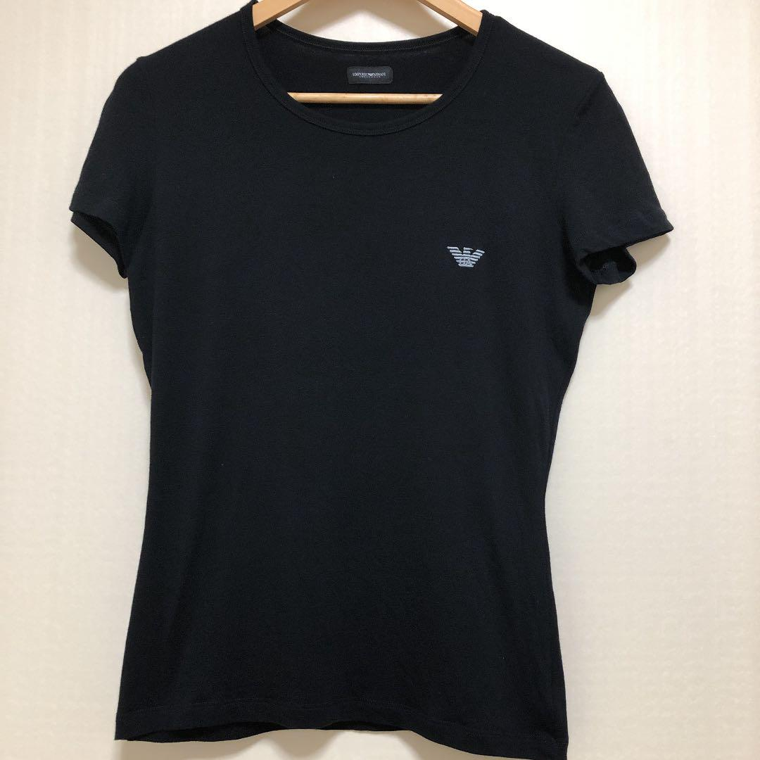 new arrival 16e61 07207 エンポリオアルマーニ レディース Tシャツ(¥3,000) - メルカリ スマホでかんたん フリマアプリ