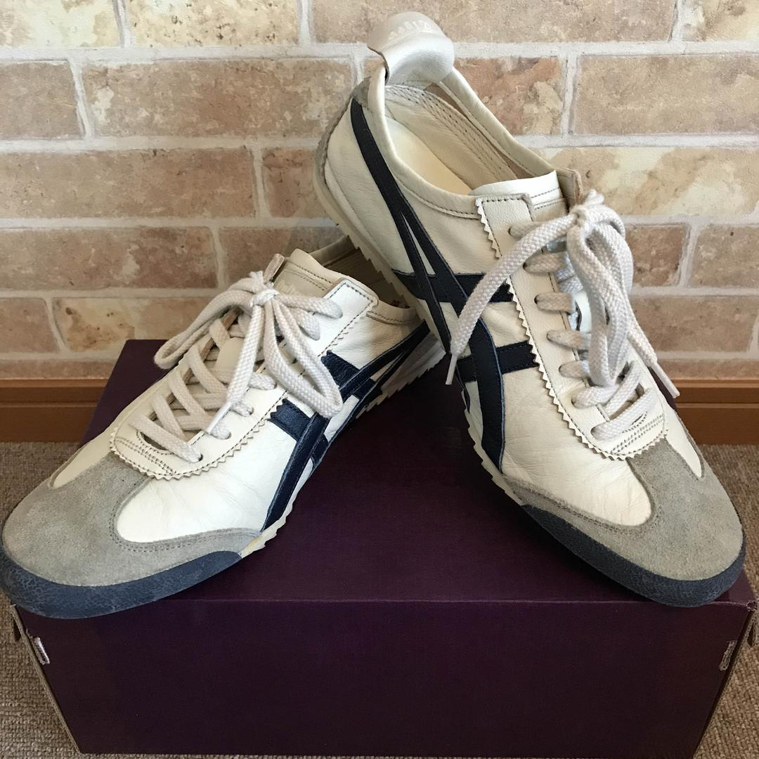 separation shoes f66ee 72d34 Onitsuka Tiger MEXICO 66 DELUXE TH938L(¥21,800) - メルカリ スマホでかんたん フリマアプリ