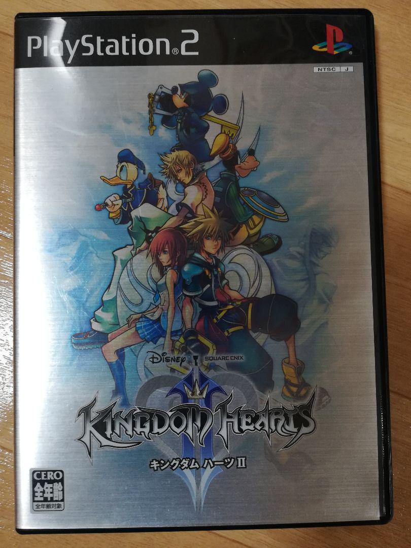 メルカリ - PS2 キングダムハーツ2 【家庭用ゲームソフト】 (¥500 ...