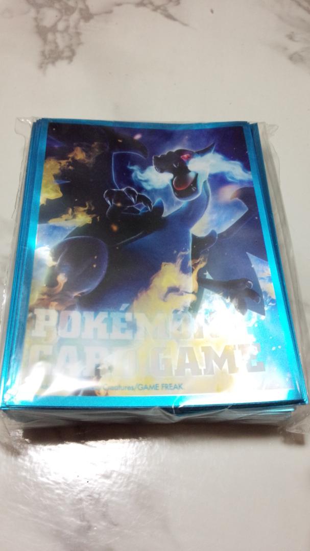 ポケモンカード デッキシールド メガリザードンX(¥20,000) , メルカリ スマホでかんたん フリマアプリ